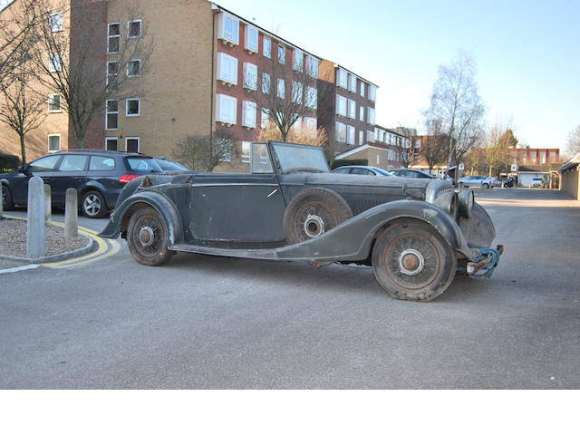 1937 Bentley Derby