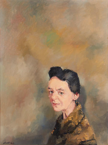 Robert O. Lenkiewicz (British, 1941-2002) Mrs Sampson