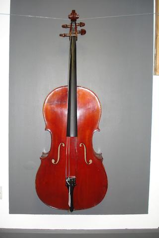 A Mirecourt Cello circa 1900 (3)