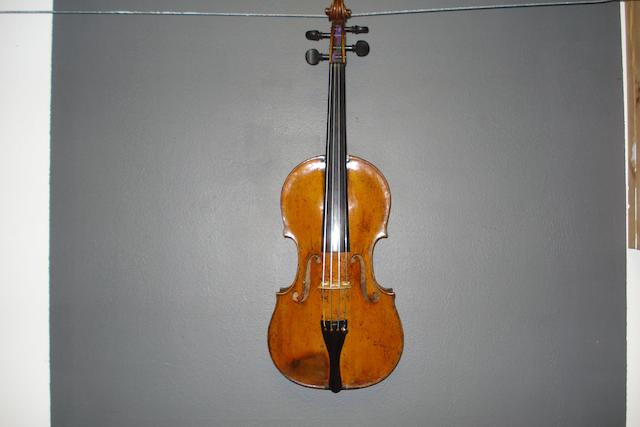 A Violin of the Scottish School, circa 1860 (3)