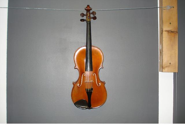 A French Violin by Collin-Mezin, Paris, 1938 (1)