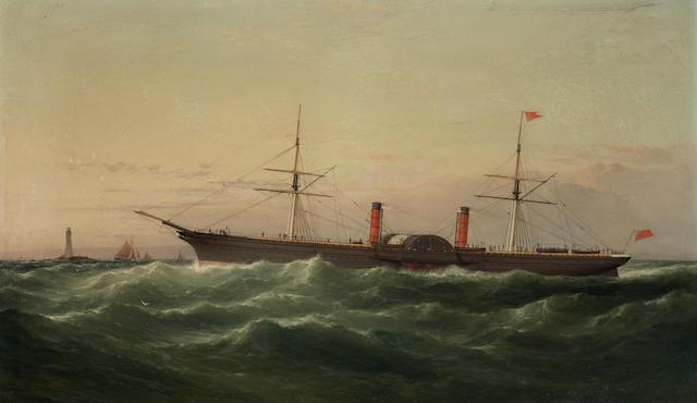 Samuel Walters (British, 1811-1882) The Scotia,