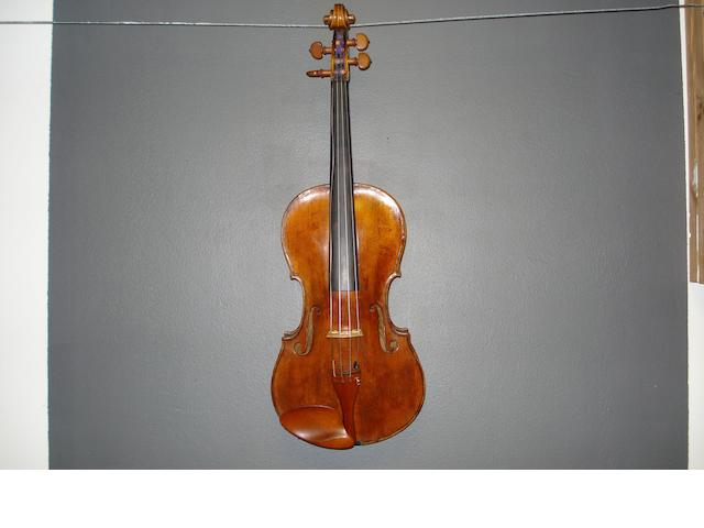 An interesting Violin of the Tyrol School circa 1750 (3)