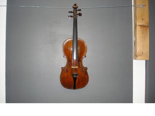 A Violin of the Tyrol School circa 1790 (1)