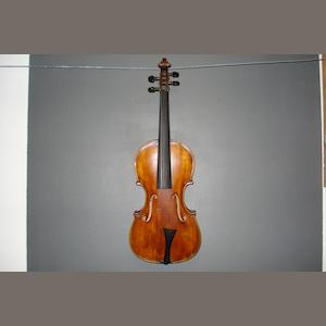A Violin of the Scottish School, attributed to James Hardie and Sons, Edinburgh 1892 (3)