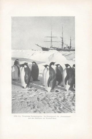 FILCHNER (WILHELM) Zum sechsten Erdteil. Die zweite Deutsche Südpolar-Expedition, FIRST EDITION, Berlin, Ullstein, 1922