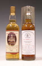 Highland Park-1986<BR /> Brora-23 year old-1981