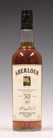 Aberlour-30 year old