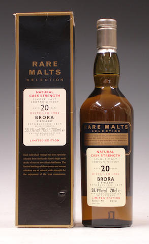 Brora-20 year old-1982