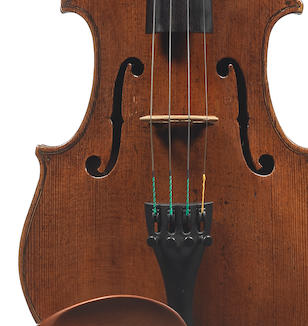 An Italian Violin by Della Costa in Hill Case