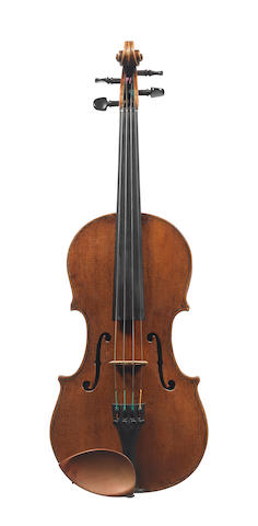 An Italian Violin by Pietro Antonio dalla Costa, Treviso, circa 1750 (2)