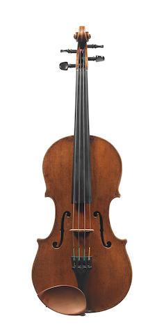 An Italian Violin by Della Costa in Hill Case
