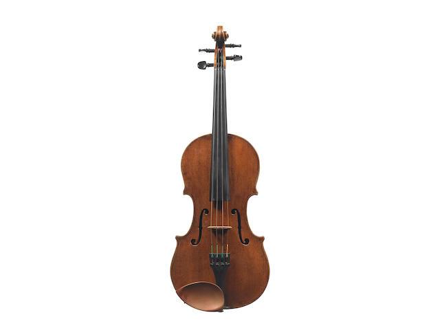 An Italian Violin by Pietro Antonio dalla Costa, Treviso, circa 1750 (2)