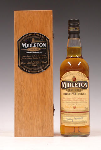 Midleton Very Rare-Bottled 2010