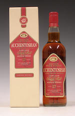 Auchentoshan Bordeaux Wine Finish-17 year old