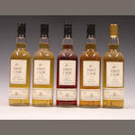 Strathisla-24 year old-1979 (2)Glenlivet-24 year old-1976Glenlossie-27 year old-1978Dailuaine-30 year old-1973