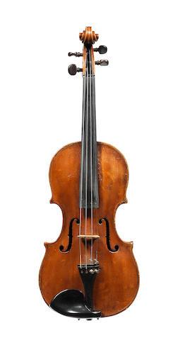 An interesting Violin circa 1800 (2)