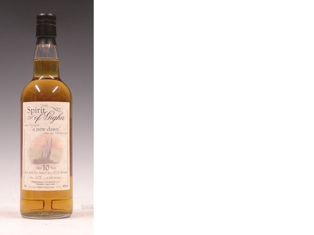 Springbank Spirit of Gigha-10 year old