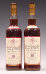 The Macallan Gran Reserva-18 year old-1980 (2)