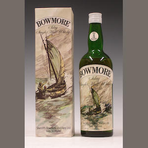 Bowmore-Over 8 year old