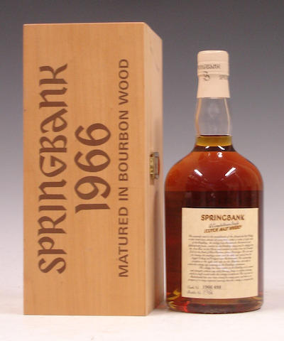 Springbank Local Barley-1966