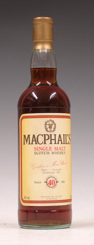 MacPhail's-40 year old