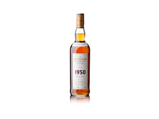 The Macallan-52 year old-1950