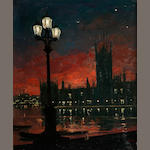 Sir Robin Darwin (British, 1910-1974) House of Parliament