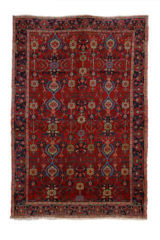 A Bidjar rug, Persian Kurdistan, circa 1890, 6 ft 10 in x 4 ft 6 in (208 x 137 cm)