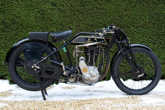1928 Sunbeam Model 9