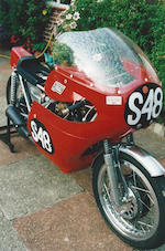1991 Seeley-G50 500cc Mk2 Racing Motorcycle Frame no. RMT Mk2 71R Engine no. 62 G50 1948