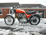 1972 Triumph X 75 Hurricane Frame no. X75 NH 00361 Engine no. X75 NH 00361
