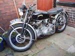 1954 Vincent 998cc Rapide Frame no. RC 12301 Engine no. F10AB/1/10401