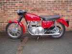 1959 Matchless 498cc G9 Frame no. A67262 Engine no. 59/G9/51956