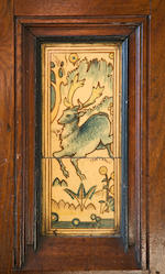 Walter Crane Fireplace