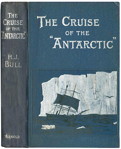 BULL (HENRIK J.) The Cruise of the Antarctic to the South Polar Regions, FIRST EDITION, Edward Arnold, 1896