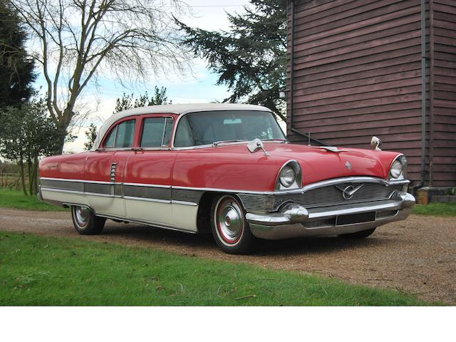 1956 Packard Patrician Sedan  Chassis no. 5682-3524
