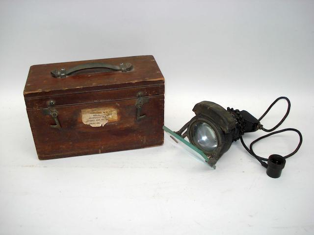 R.A.F. Reflector Gun Sight Mark II,
