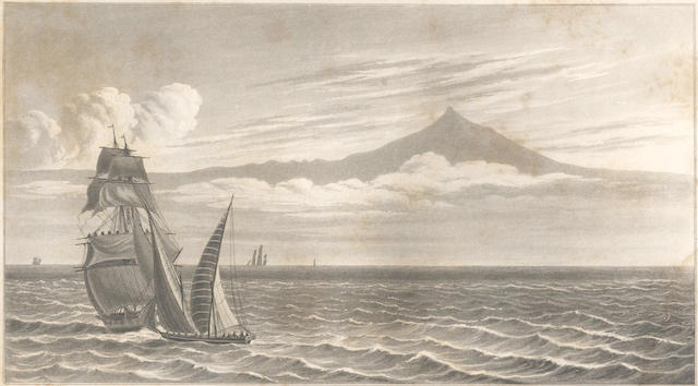 WEBSTER (WILLIAM H.R.) Narrative of a Voyage to the Southern Atlantic Ocean, 2 vol., FIRST EDITION, Richard Bentley, 1834