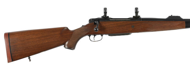 A .375 (H&H Mag) sporting rifle by T.T. Proctor, no. E15805