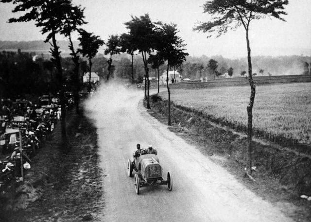 1908 Itala 100hp Grand prix Car,