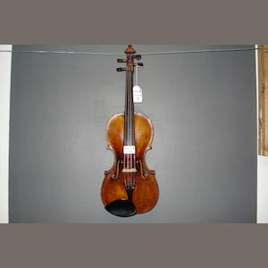 A Violin of the Thir School circa 1800 (1)