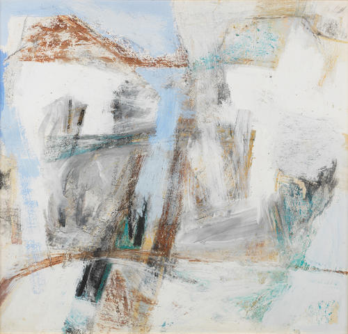 Paul Feiler (British, born 1918) Untitled  50.5 x 53 cm. (19 7/8 x 20 7/8 in.)