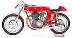 One of four constructed,c.1958 Benelli 248cc Grand Prix Racing Motorcycle Frame no. 1003GPX Engine no. 1003GPX