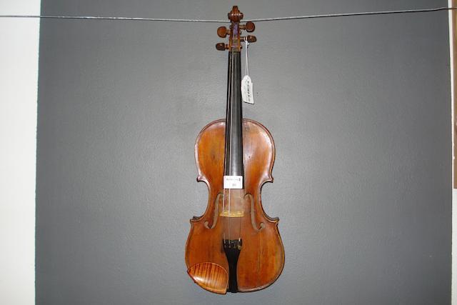A Violin circa 1800 (2)