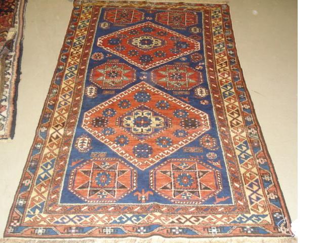 A Shirvan rug, East Caucasus, 208cm x 114cm