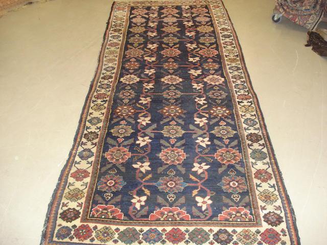 A Bakhtiar rug, West Persia, 290cm x 120cm