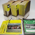 A quantity of Veteran & Vintage magazine loose issues, 1956-78,