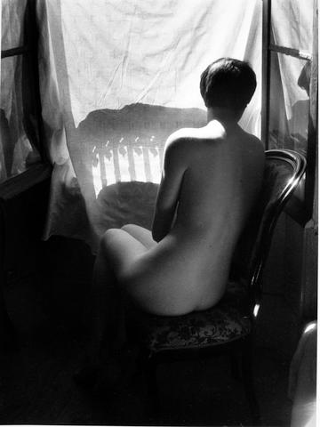 Willy Ronis (French, 1910-2009) Deena de Dos, Sceaux, 1955