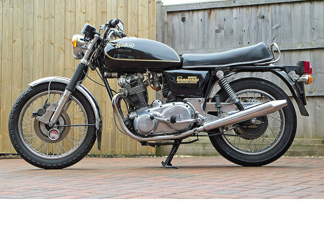1975 Norton Commando MkIII